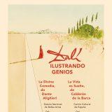 Dalí, ilustrando genios
