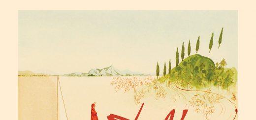Dalí_afiche Bellas Artes