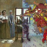 """El CCE y el MAM presentan exposición Miguel EN Cervantes. El retablo de las maravillas"""""""