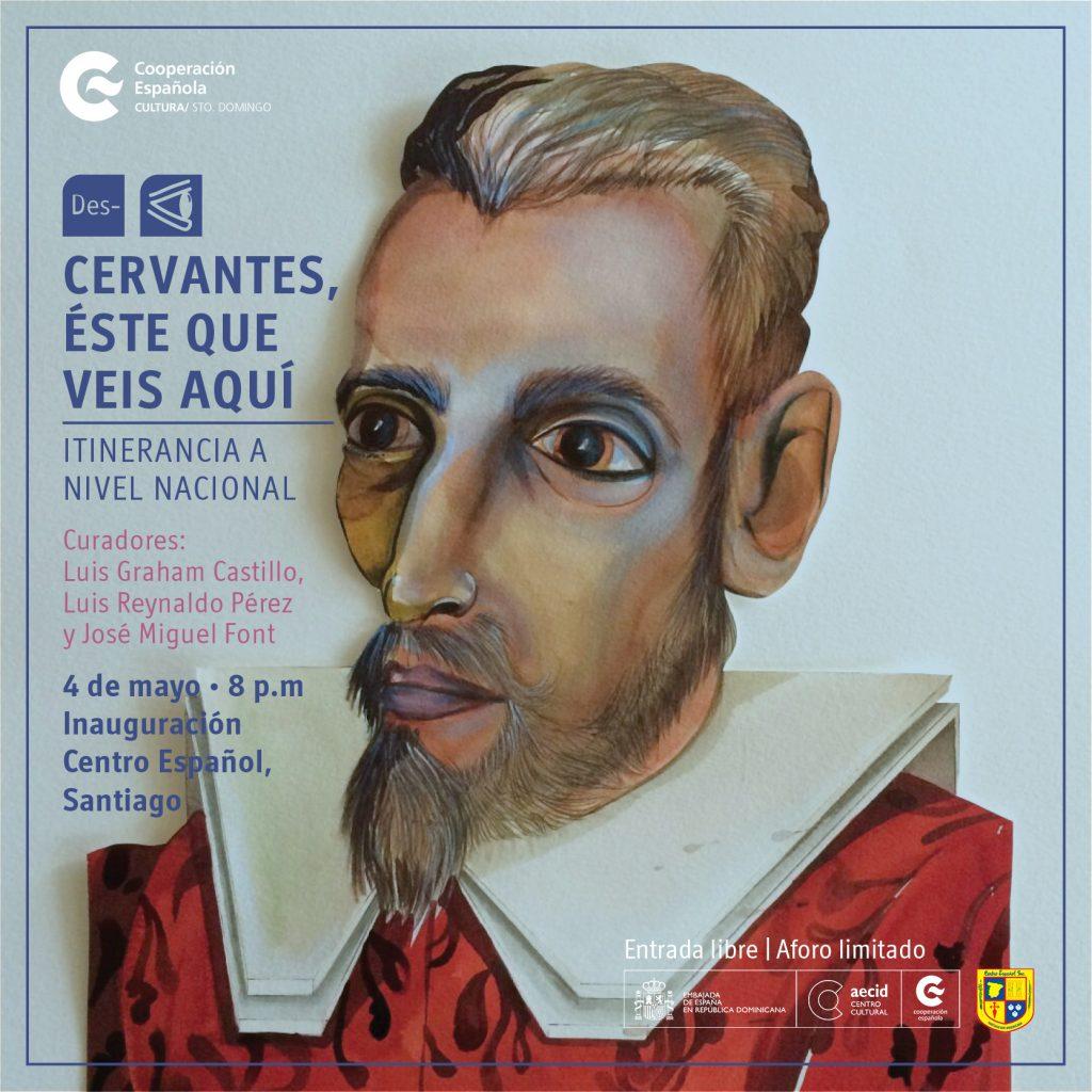 Cervantes, éste que veis aquí