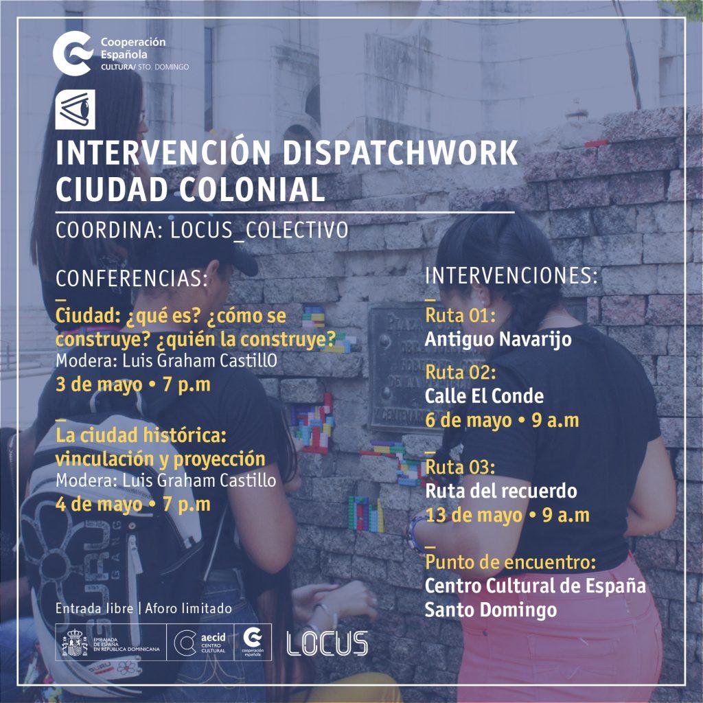 LOCUS La ciudad histórica: vinculación y proyección
