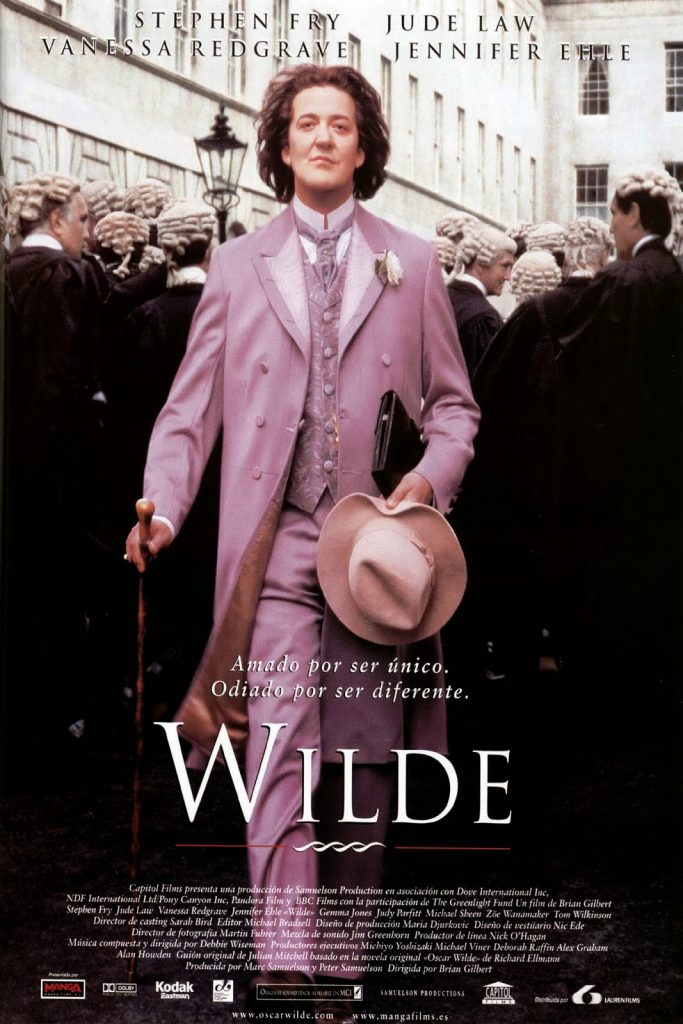 Cineforum: Wilde