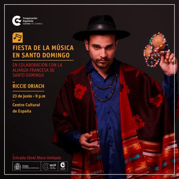 Fiesta de la músicaen Santo Domingo