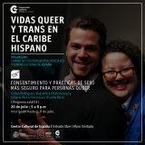 """Centro Cultural de España presentará la gira """"Vidas Queer & Trans en el Caribe Hispano"""""""