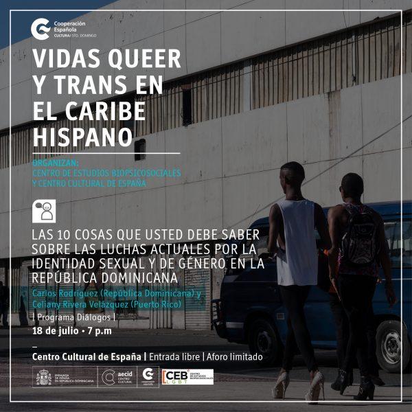 Vidas Queer y Trans en el Caribe Hispano