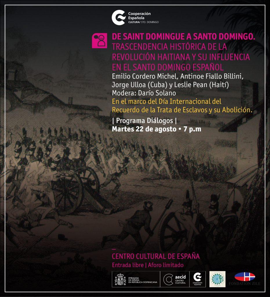 De Saint Domingue a Santo Domingo