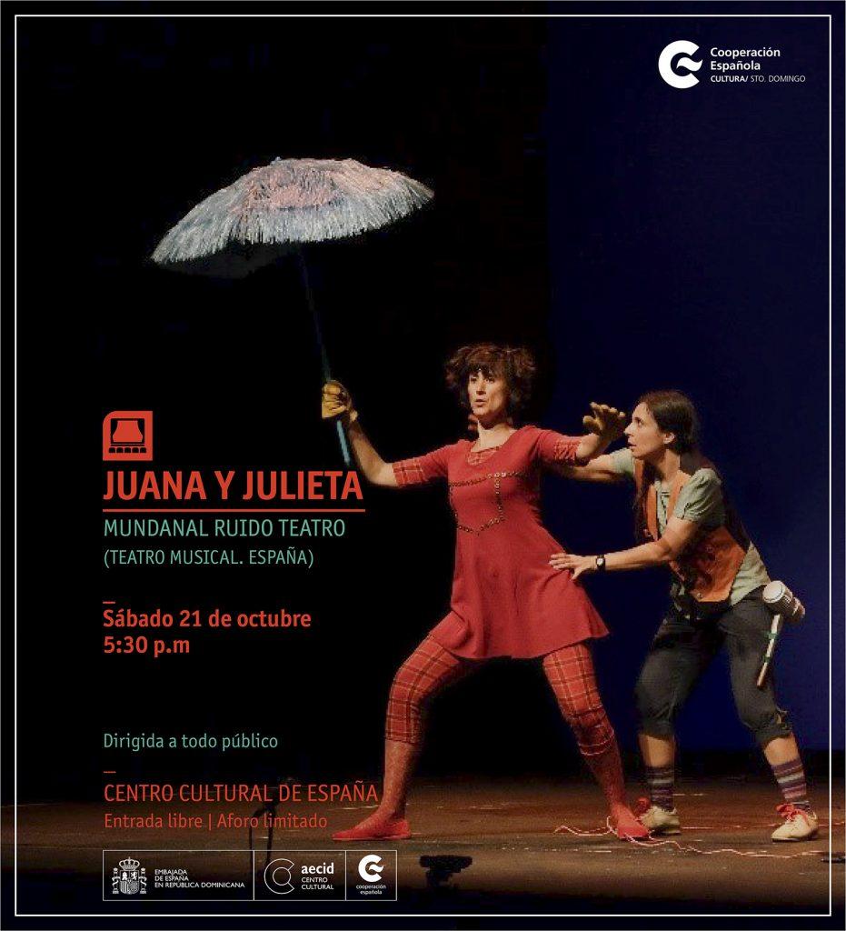 Juana y Julieta
