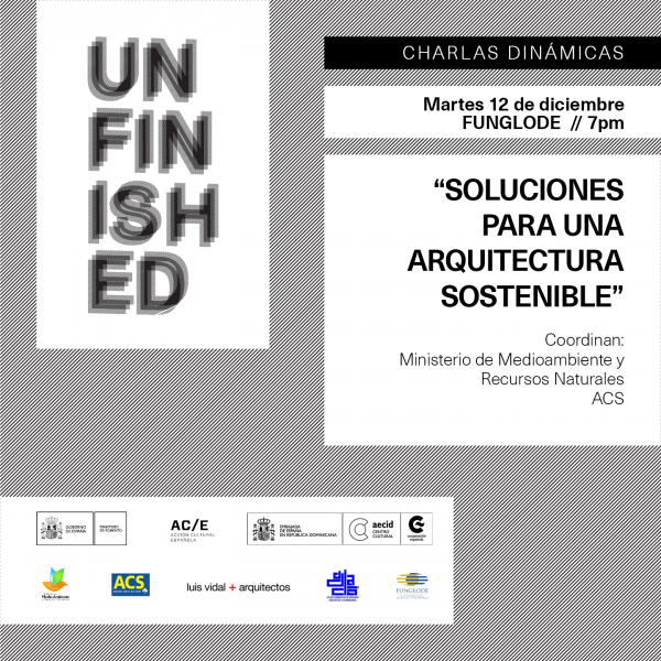 Conferencia #UnfinishedRD