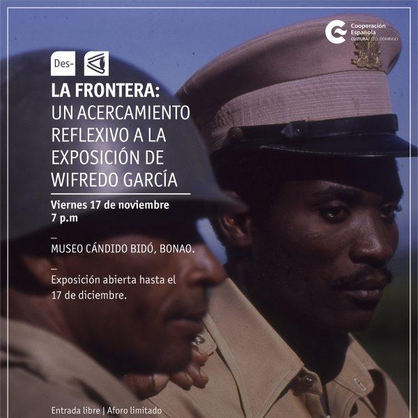 La Frontera: un acercamiento reflexivo a la exposición de Wifredo García
